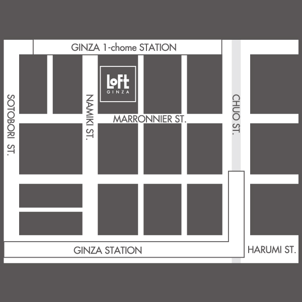 andfab-ginza-loft-map